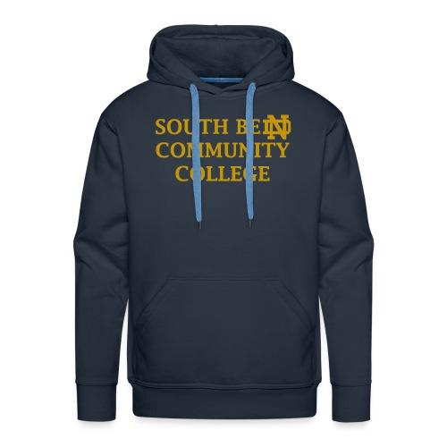 Notre Dame Community College - Men's Premium Hoodie