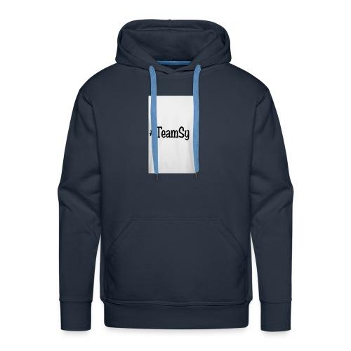 #TeamSy - Men's Premium Hoodie