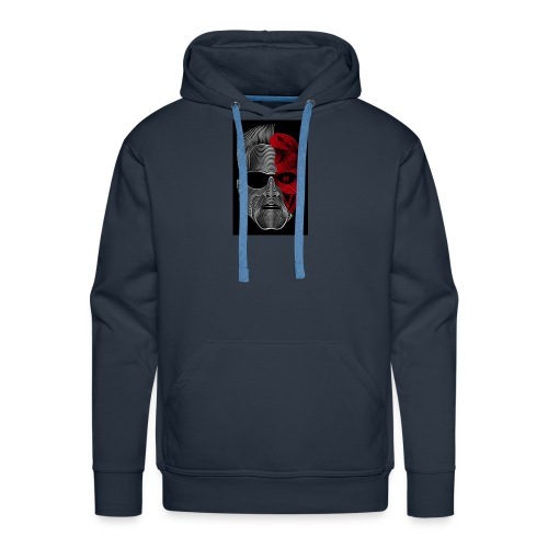 digitalart 4 - Men's Premium Hoodie