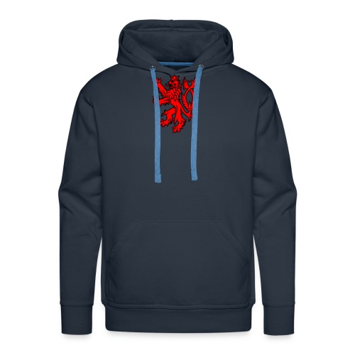 english lion oscarb apparel - Men's Premium Hoodie