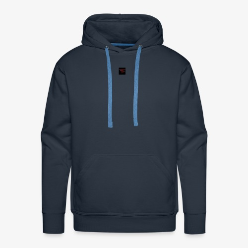 logo for youtuber heroderp66 - Men's Premium Hoodie