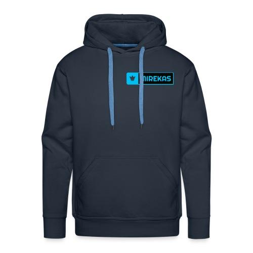 mirekas blue and black - Men's Premium Hoodie