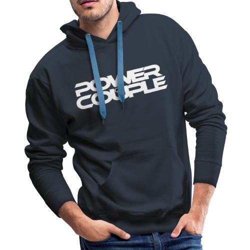 #PowerCouple Male-Male - Men's Premium Hoodie