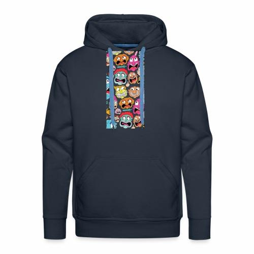 BLA BLA BLA T-Shirt - Men's Premium Hoodie