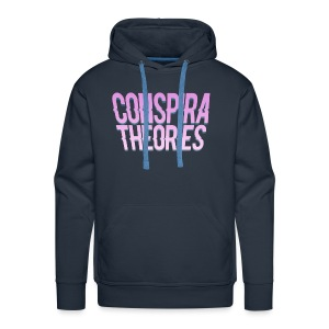 Women's - ConspiraTheories Official T-Shirt - Men's Premium Hoodie
