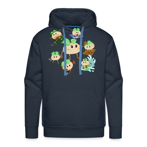 Spudy collection - Men's Premium Hoodie