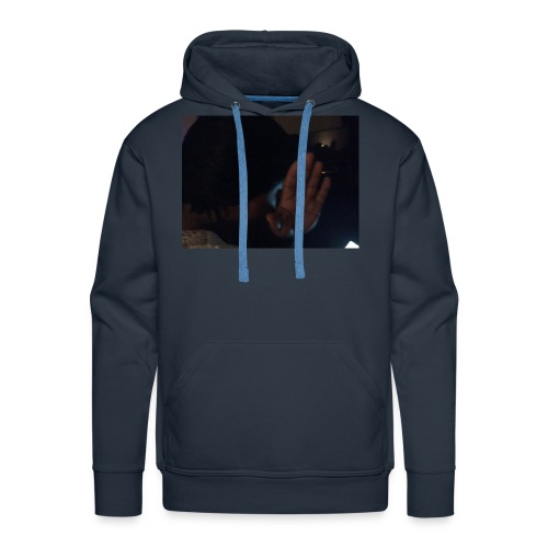 Out my face - Men's Premium Hoodie