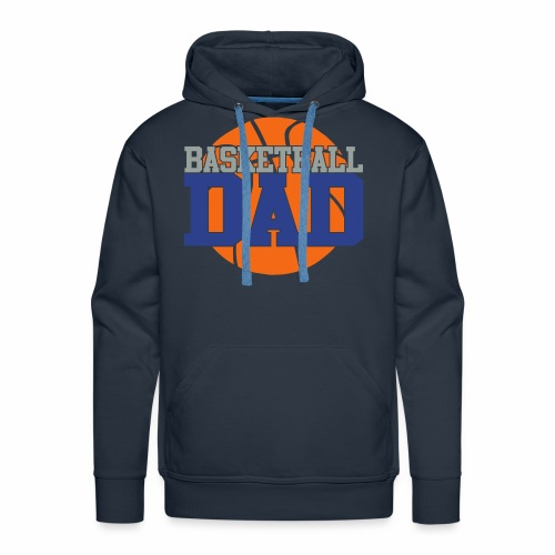 Basketball dad - Men's Premium Hoodie