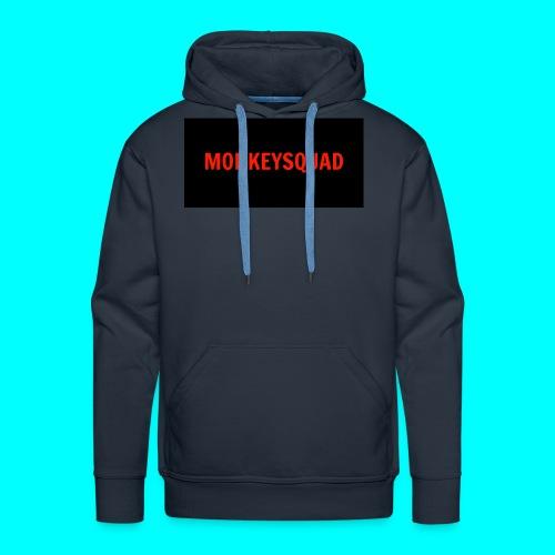 MonkeySquad logo - Men's Premium Hoodie