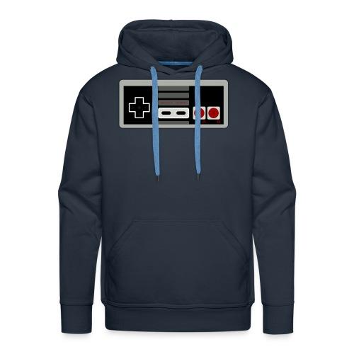 Retro Gaming Controller - Men's Premium Hoodie