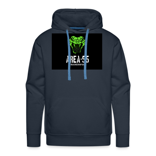 final_Area55_vertical1 - Men's Premium Hoodie