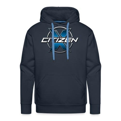 CitizenX Team Logo - Men's Premium Hoodie