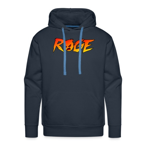 Rage T-shirt - Men's Premium Hoodie