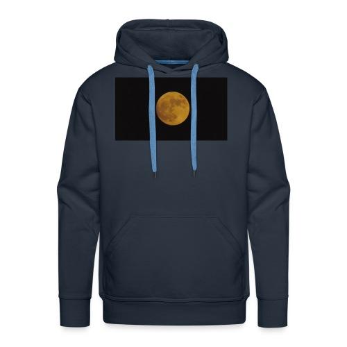 Moon Shining - Men's Premium Hoodie