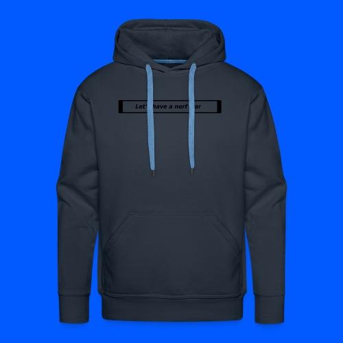 Nerf™ War design - Men's Premium Hoodie