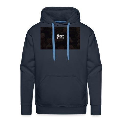 Kevv gaming Hipster Logo - Men's Premium Hoodie