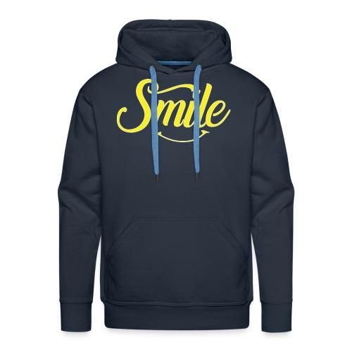 All Smiles - Men's Premium Hoodie