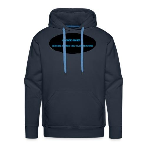 Arcade Gamer shirt - Men's Premium Hoodie