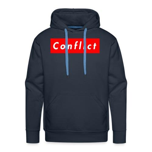 conflict bogo - Men's Premium Hoodie