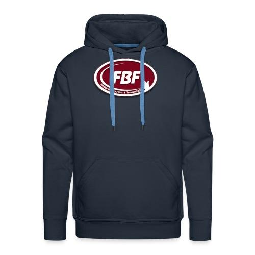 FBF Logo - Men's Premium Hoodie