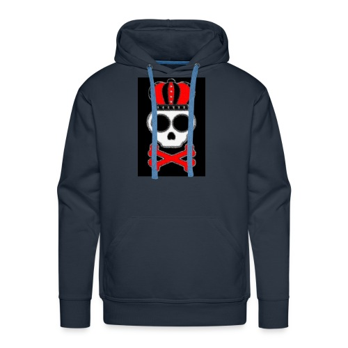 new skull t shirt - Men's Premium Hoodie