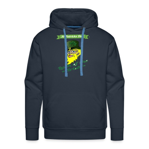 Patricks day - Men's Premium Hoodie