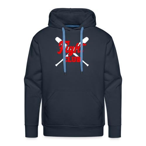 Red Tee Joe Kelly logo - Men's Premium Hoodie