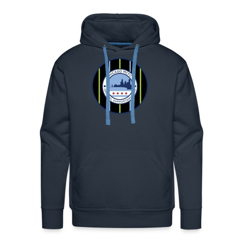 Chicago MCFC 2018/19 Away Badge - Men's Premium Hoodie