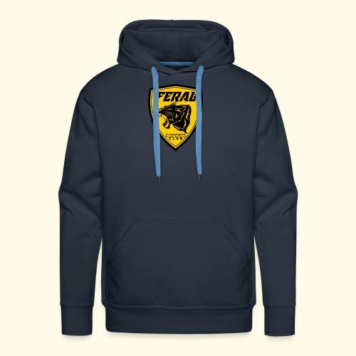 FERAL_EC_Logo - Men's Premium Hoodie