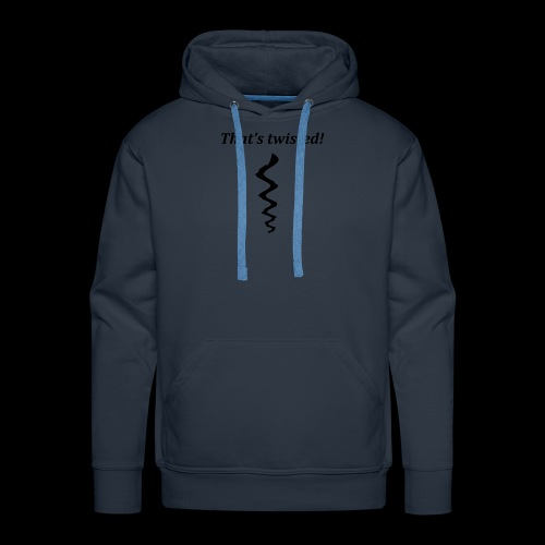 twisted - Men's Premium Hoodie