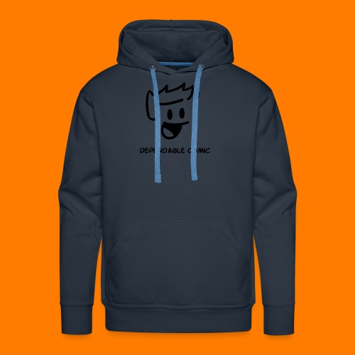 The Dependable guy - Men's Premium Hoodie