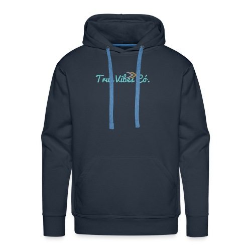TrueVibes x Pastel Collection - Men's Premium Hoodie