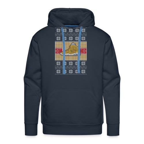 Retro6Sweater - Men's Premium Hoodie