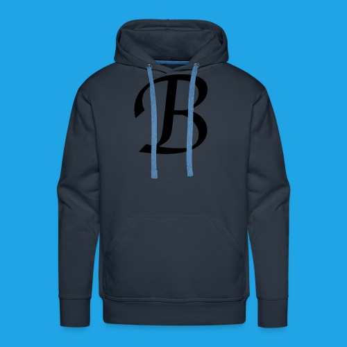 Letter B - Men's Premium Hoodie