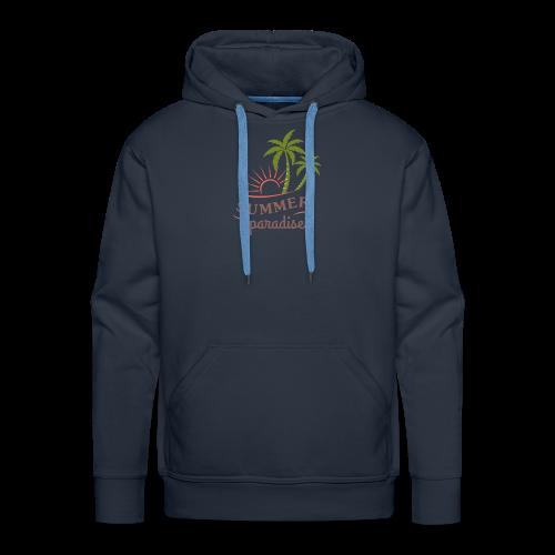 design-10 - Men's Premium Hoodie