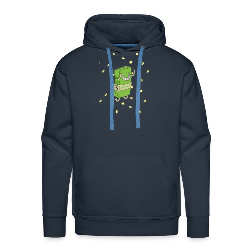 Happy Money - Men's Premium Hoodie