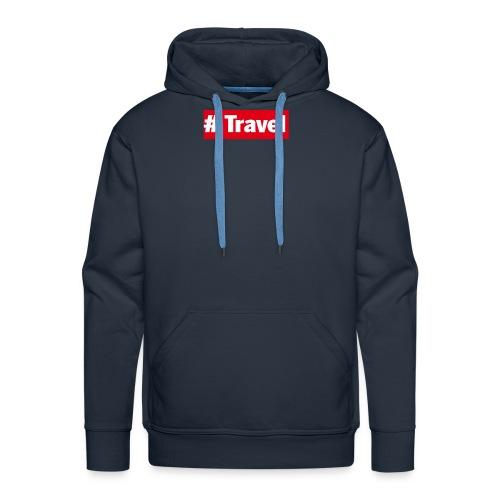 Travel - Men's Premium Hoodie
