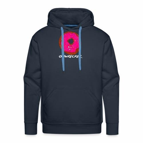 Doughnut Design - Men's Premium Hoodie
