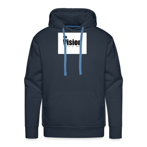 the_vision - Men's Premium Hoodie