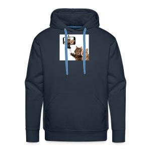 selfi-wallpaper-10928212 - Men's Premium Hoodie