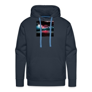 Colorful Sky - Men's Premium Hoodie