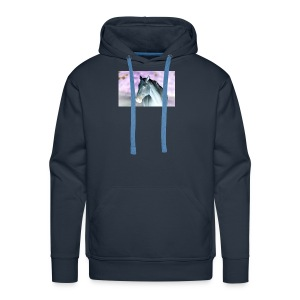 Just an inverted horse - Men's Premium Hoodie
