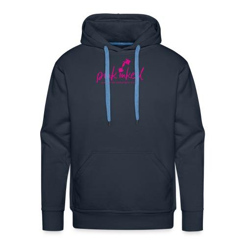 Pink_Inked - Men's Premium Hoodie