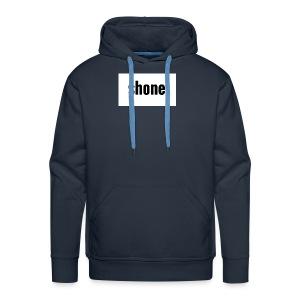 shone - Men's Premium Hoodie