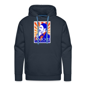 Amori_poster_1d - Men's Premium Hoodie