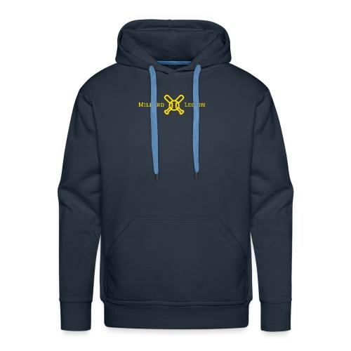 Milford Legion 2017 Logo - Men's Premium Hoodie