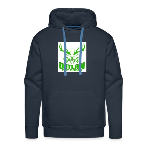 OUTLAWOUTDOORS Opt1 - Men's Premium Hoodie