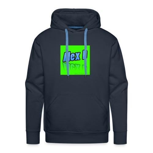 Alex D Doz Comedy Merchandise! - Men's Premium Hoodie