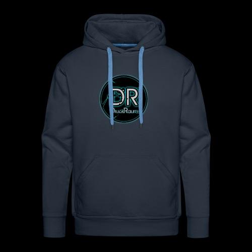 DruckRaum Logo - Men's Premium Hoodie