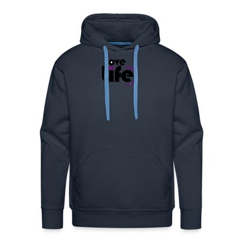 Love Life - Men's Premium Hoodie